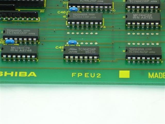 Toshiba FPEU2 Circuit Card image