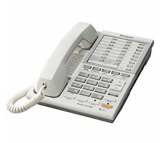 Panasonic KX-T3281W Phone image