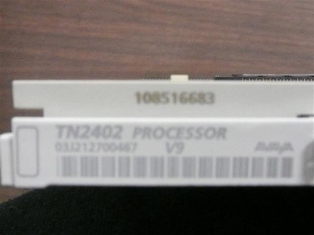 Avaya Definity TN2402 (108516683) Processor Circuit Pak image