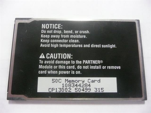 AT&T/Lucent/Avaya 107884363 PCMCIA Card image
