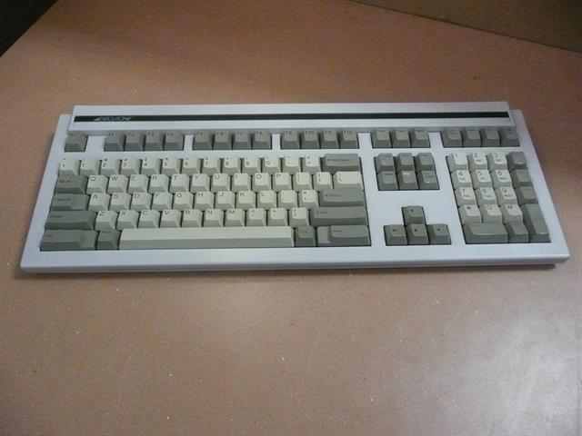 Executone- Isoetec 84033814 Keyboard image