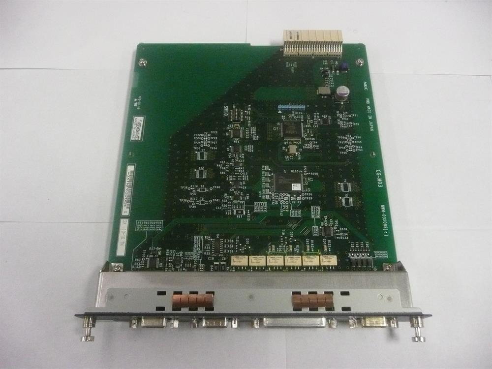 NEC EMA SUB-A / SCG-M00-A / 8520006 Circuit Card image
