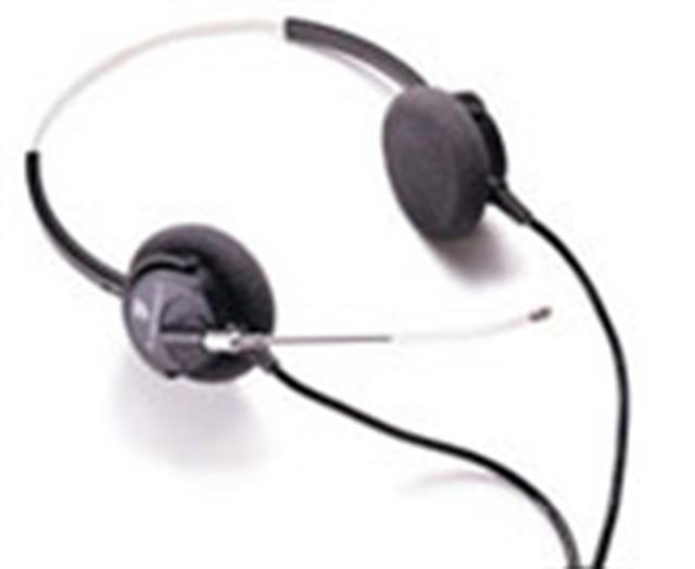 Plantronics H61 Headset image