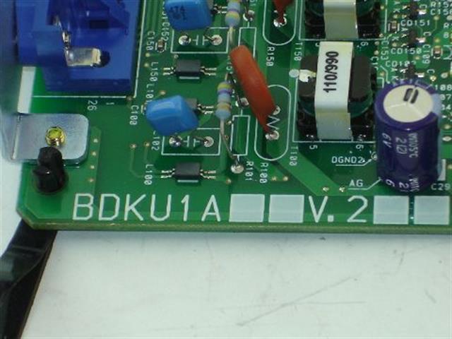 Toshiba Strata CTX/CIX BDKU1A 8 Port Digital Station Circuit Card image