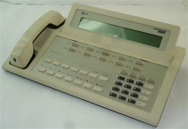Mitel 9189-000-011-NA (NIB) Console image