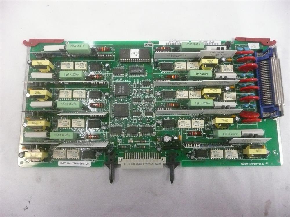 Tadiran 8T / PF SL - 72449381100 Circuit Card image