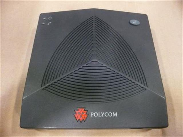 Polycom SoundStation 2W Basic 2200-67880-022 2.4Ghz Wireless Conference Telephone image