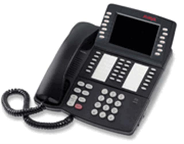 Avaya (Lucent) Merlin Magix 4424LD+ 108429580 24 Button Large Screen Digital Telephone with Speakerphone image