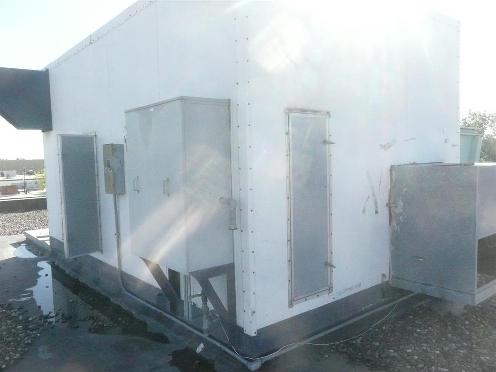 Energy Labs Heating & A/C Rooftop Unit AHU-1 image