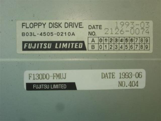 Fujitsu B03L-4505-0210A Circuit Card image
