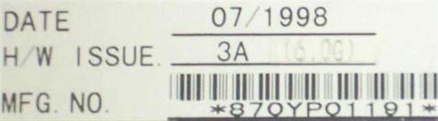 NEC PZ-VM00-M / AD-8 / 151113 Circuit Card image