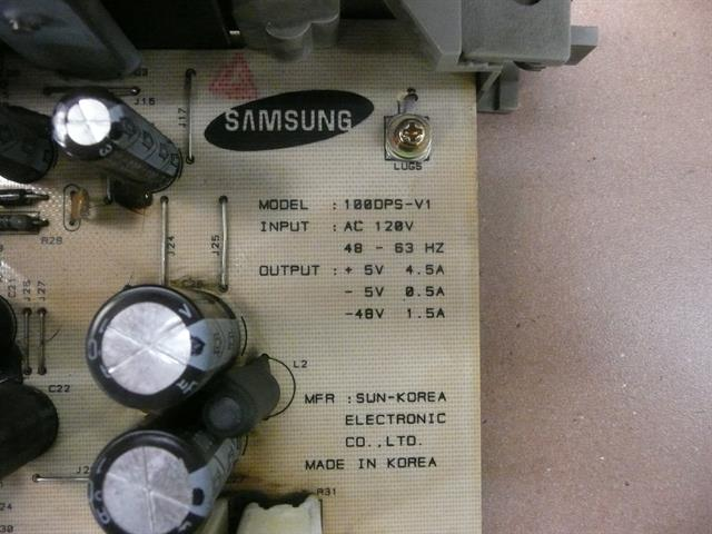 Samsung PSU-40 Power Supply image