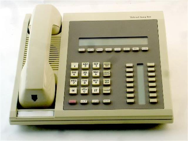 Telrad KeyBx 73-140-0001 16 Button Electronic Telephone with Display image