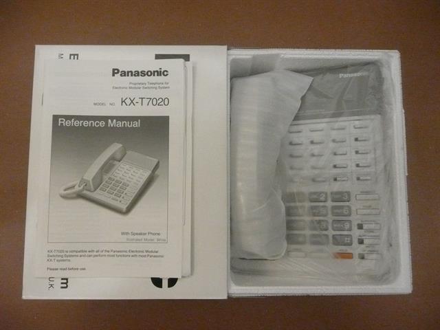 KX-T7020 (NIB) Panasonic image