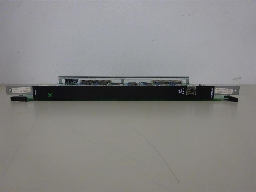 Comdial DXSRV-E Circuit Card image