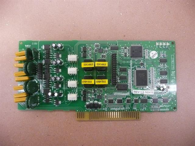 Vodavi STS LCOB4 (3531-03) 4 Port CO Line (FXO) Circuit Card image