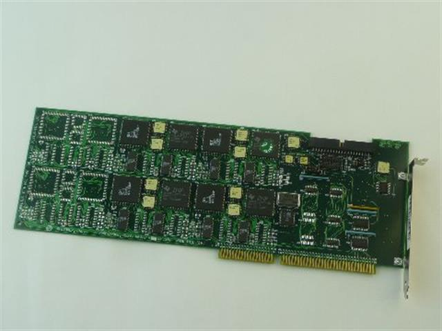 Rhetorex RDSP - 16000 Circuit Card image