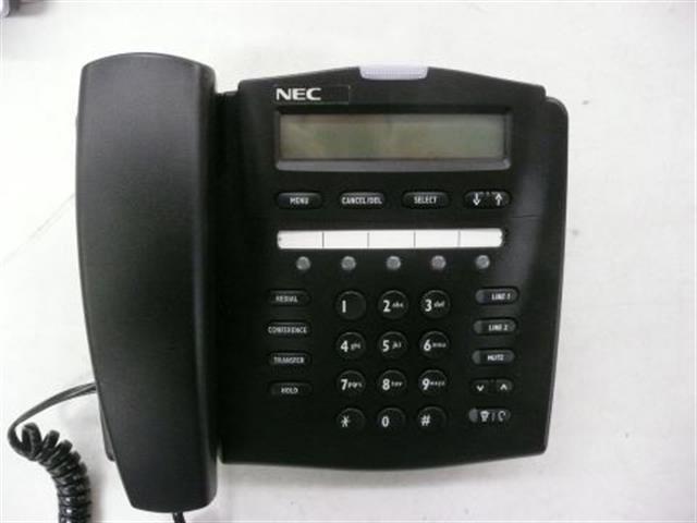 NEC ITR-2D-1 / 780005 Phone image