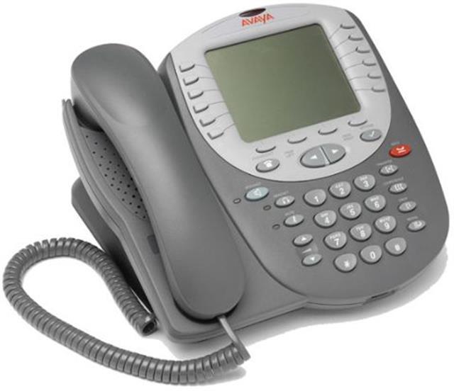 Avaya IP Office 5620SW 700339815 VoIP Telephone B-Stock image