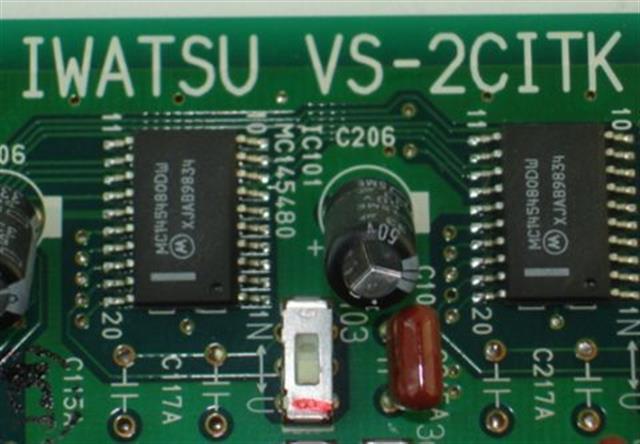 VS-2CITK / 057005 Iwatsu image