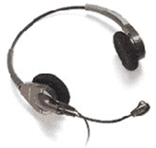 Plantronics H101N Headset image