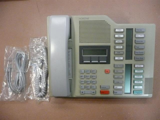 Nortel M7324 / NT8B40 - NT8B42 (B-Stock) Phone image
