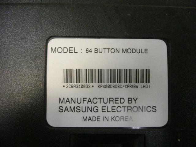 Samsung DCS 64B AOM Module image