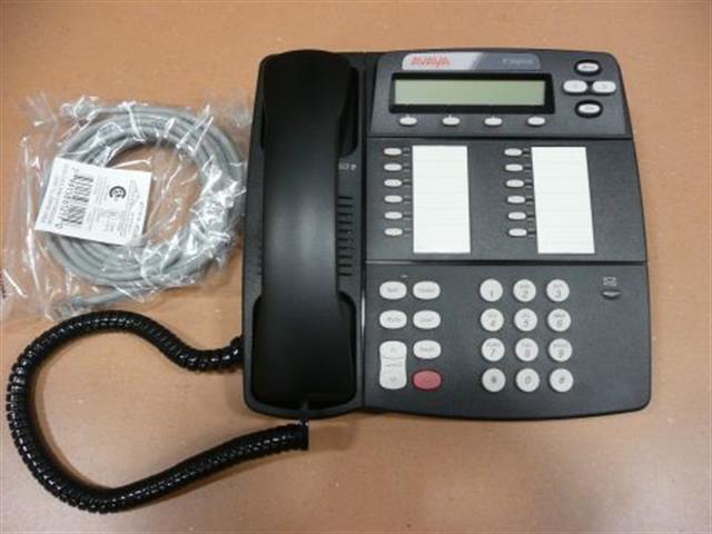 Avaya 4612 IP D02A (700059355) 12 Button VoIP Telephone image
