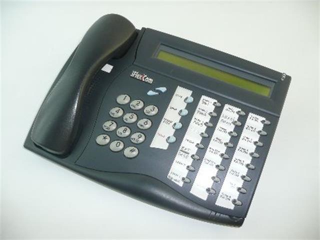 Tadiran 280D - 72440163100 With PEX-F - 72440163785 Phone image