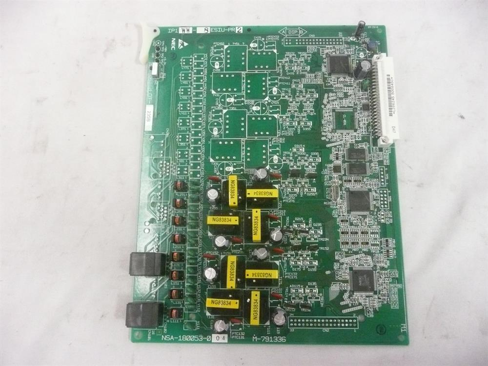 NEC 0891015 / IP1WW-8ESIU-PR2 Circuit Card image