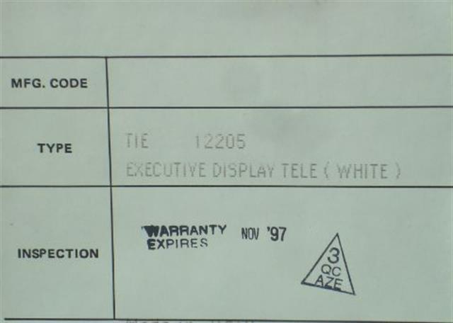 12205 Tie image