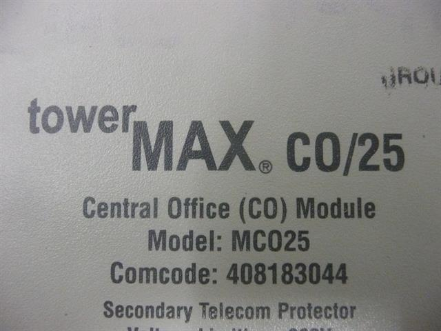 Panamax CO/25 Module image