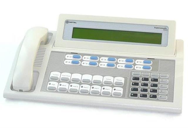 Mitel 9189-000-400-NA Console image