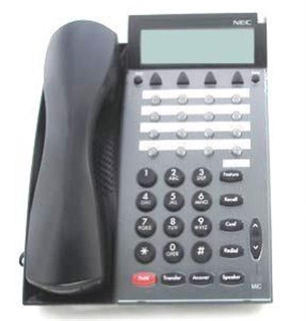 NEC DTU-16D-1 Phone image