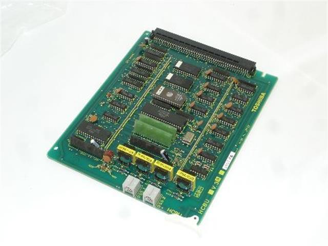 Toshiba HCBU Circuit Card image