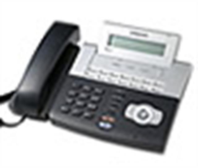 Samsung ITP-5114D IP Phone image