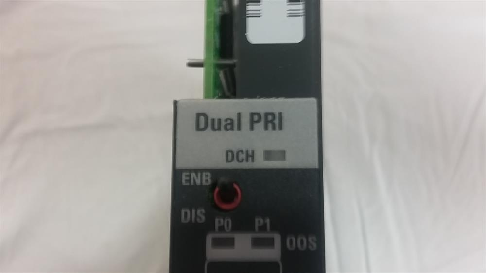 Nortel NT5D12AA / (DUAL DTI/PRI) Circuit Card image