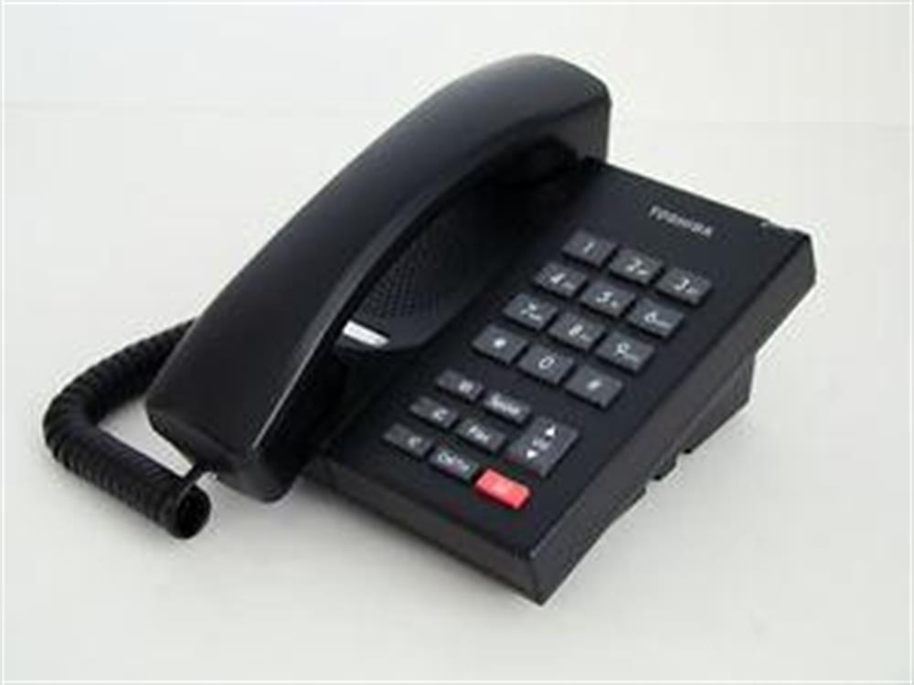 Toshiba CTX/CIX DP5008 Single Line Digital Telephone image