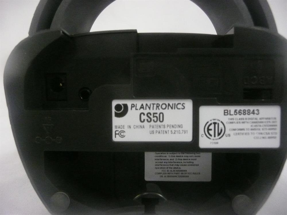 Plantronics CS 50 System image