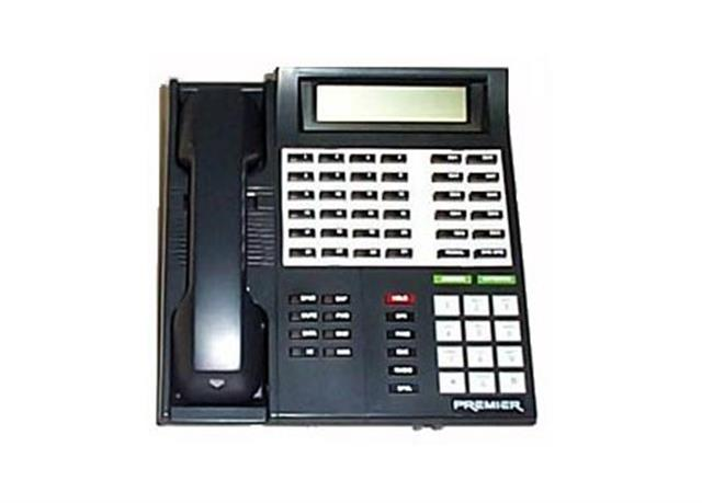 Inter-Tel IMX  660.7600 24 Button Electronic Telephone with Display image