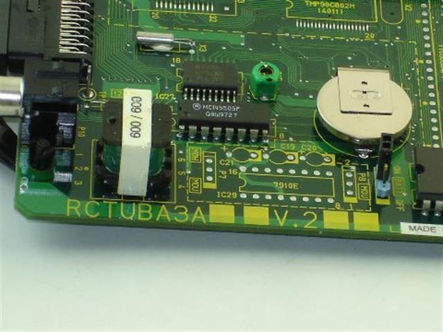 RCTUBA3A Toshiba image