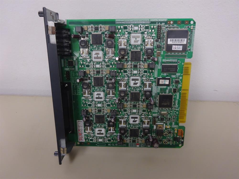 Vertical Communications MBX-IP SLIB12C 4533-12 12 Port Single Line Station (FXS) Circuit Card image