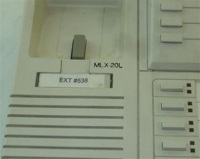MLX-20L AT&T/Lucent/Avaya image