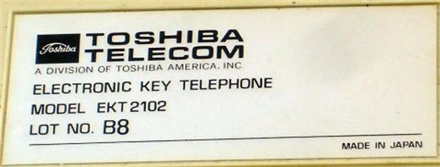 2102 (B Stock) Toshiba image
