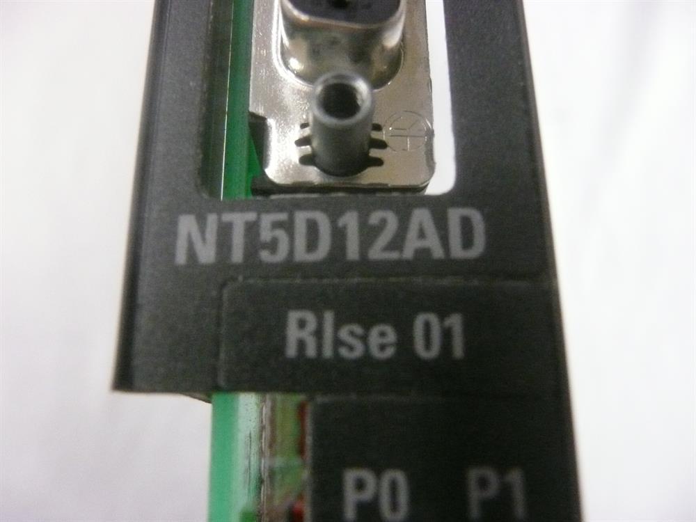 Nortel NT5D12AD Circuit Card image