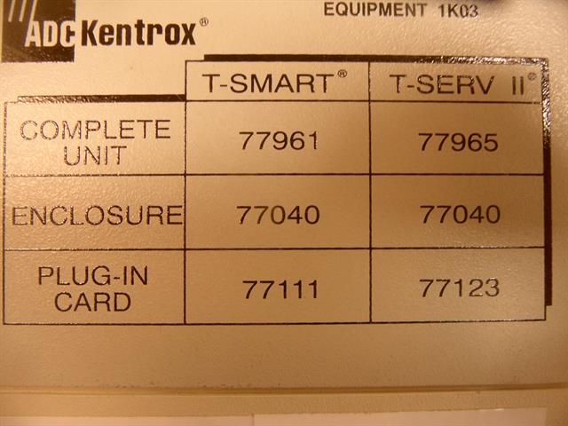 77961 ADC Kentrox image