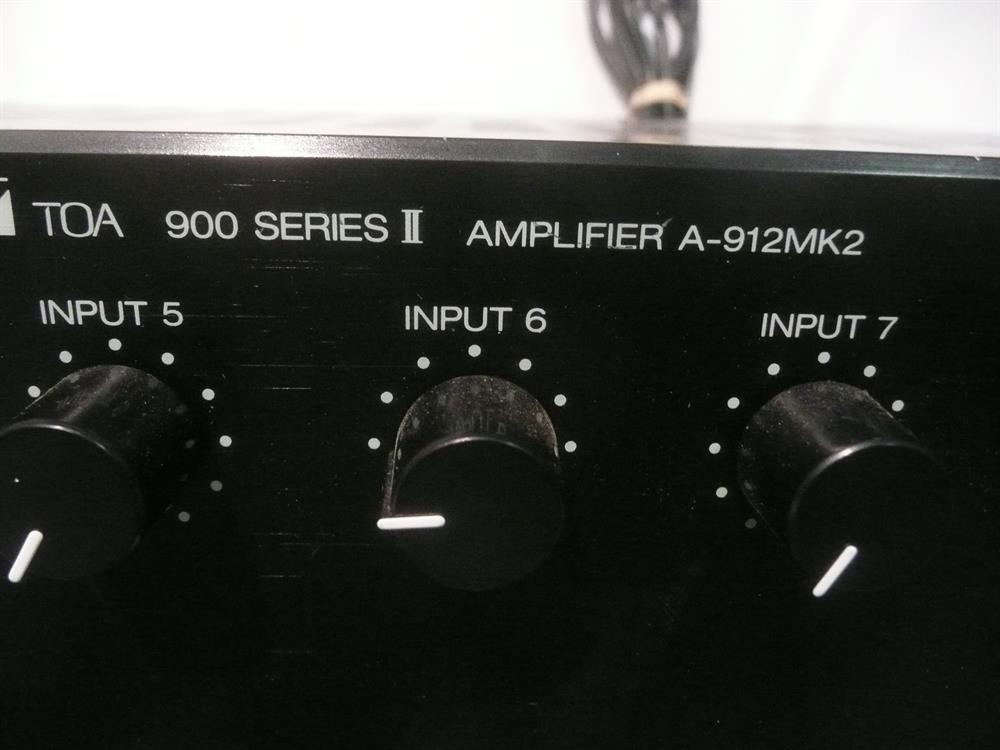 A-912MK2 TOA image
