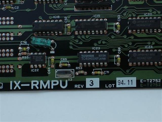 IX-RMPU / 101750 Iwatsu image