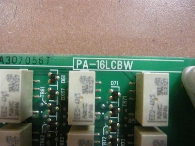 SPA-16LCBW / 200212 NEC image
