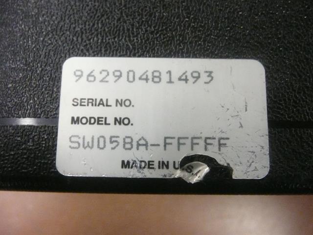 SW058A-FFFFF Black Box Corp. image